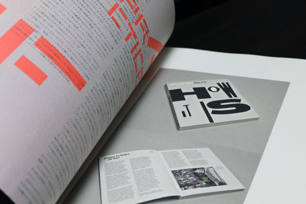 Idea Magazine Forms of Practice Ian Lynam