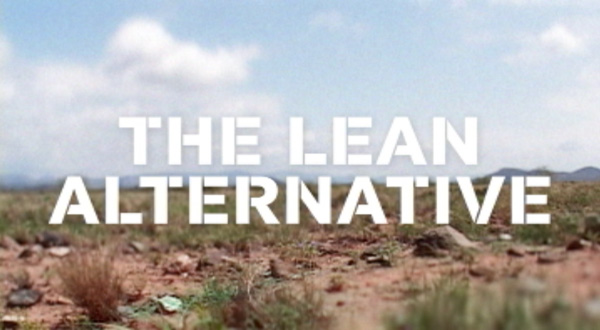 The Lean Alternative by Ian Lynam