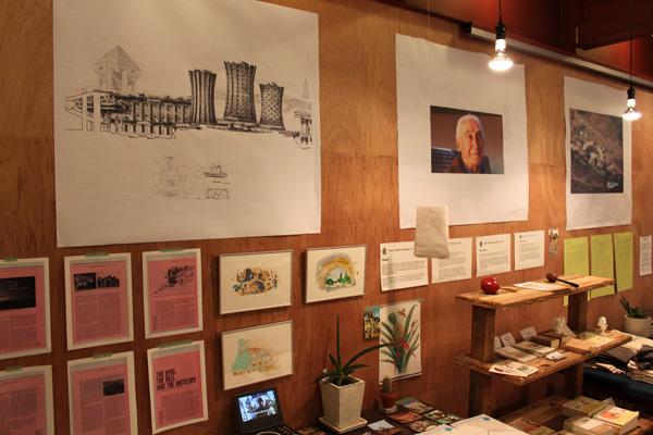 Ian Lynam at Vacant Gallery, Tokyo