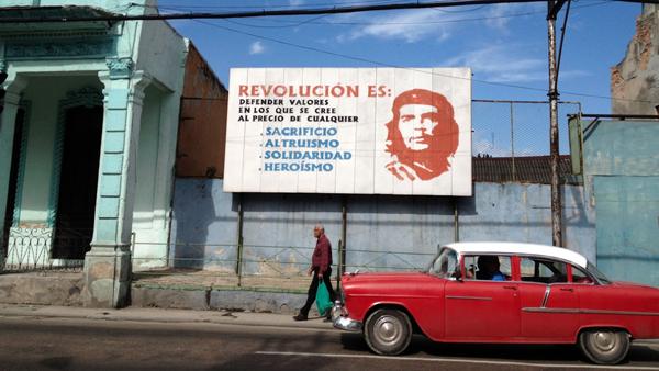 Cuban Vernacular Lettering