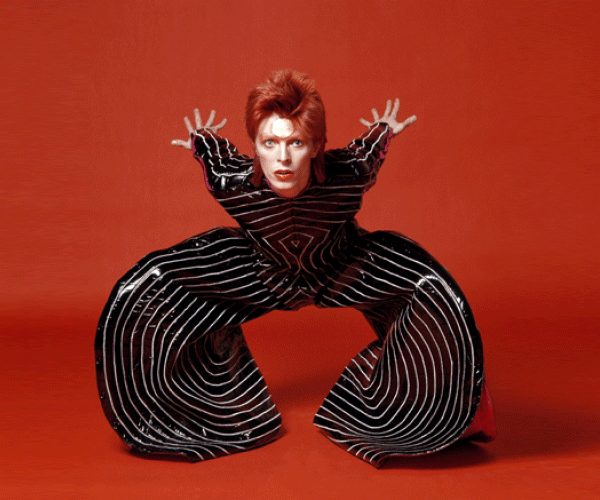 David Bowie by Masayoshi Sukita for Sound & Vision