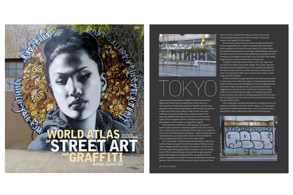 World Atlas of StreetArt and Graffiti