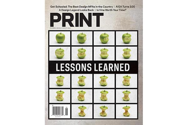 Print Magazine - VCFA