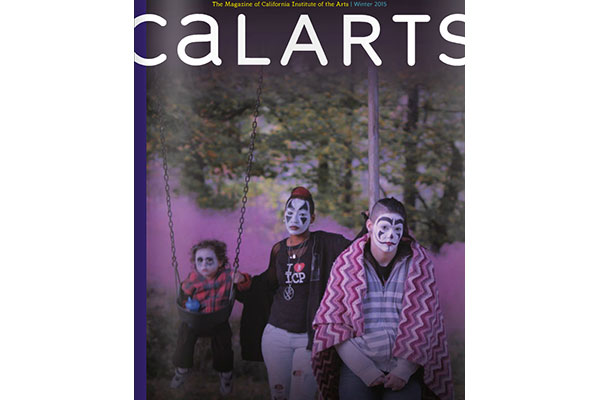CALARTS Ian Lynam Design
