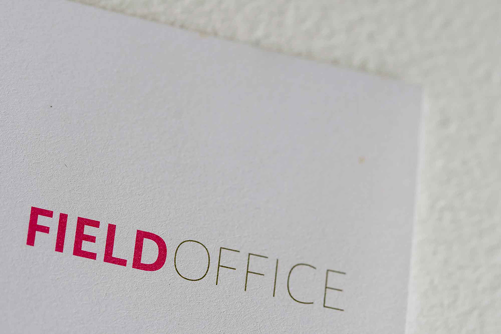 Field Office Films Identity Design