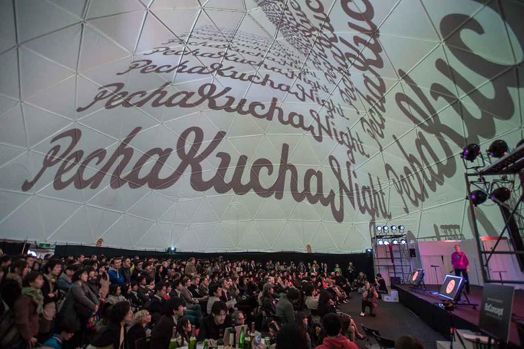 PechaKucha Night identity