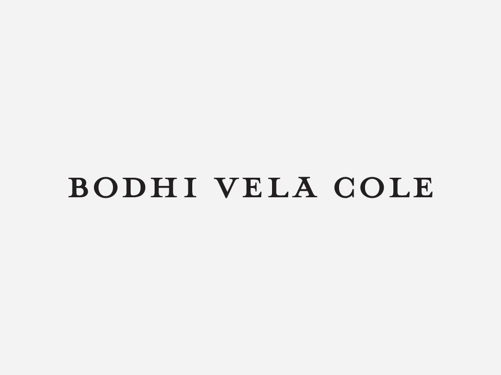 Fashion designer Bodhi Vela Cole