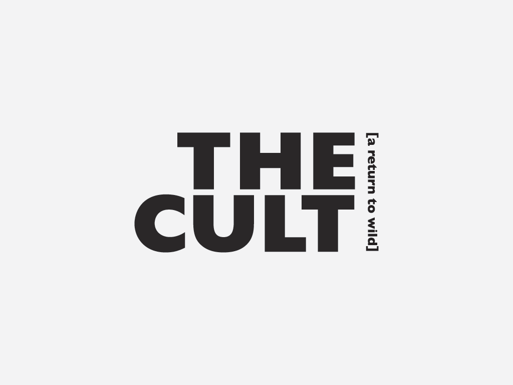 logo for British post-punk band The Cult