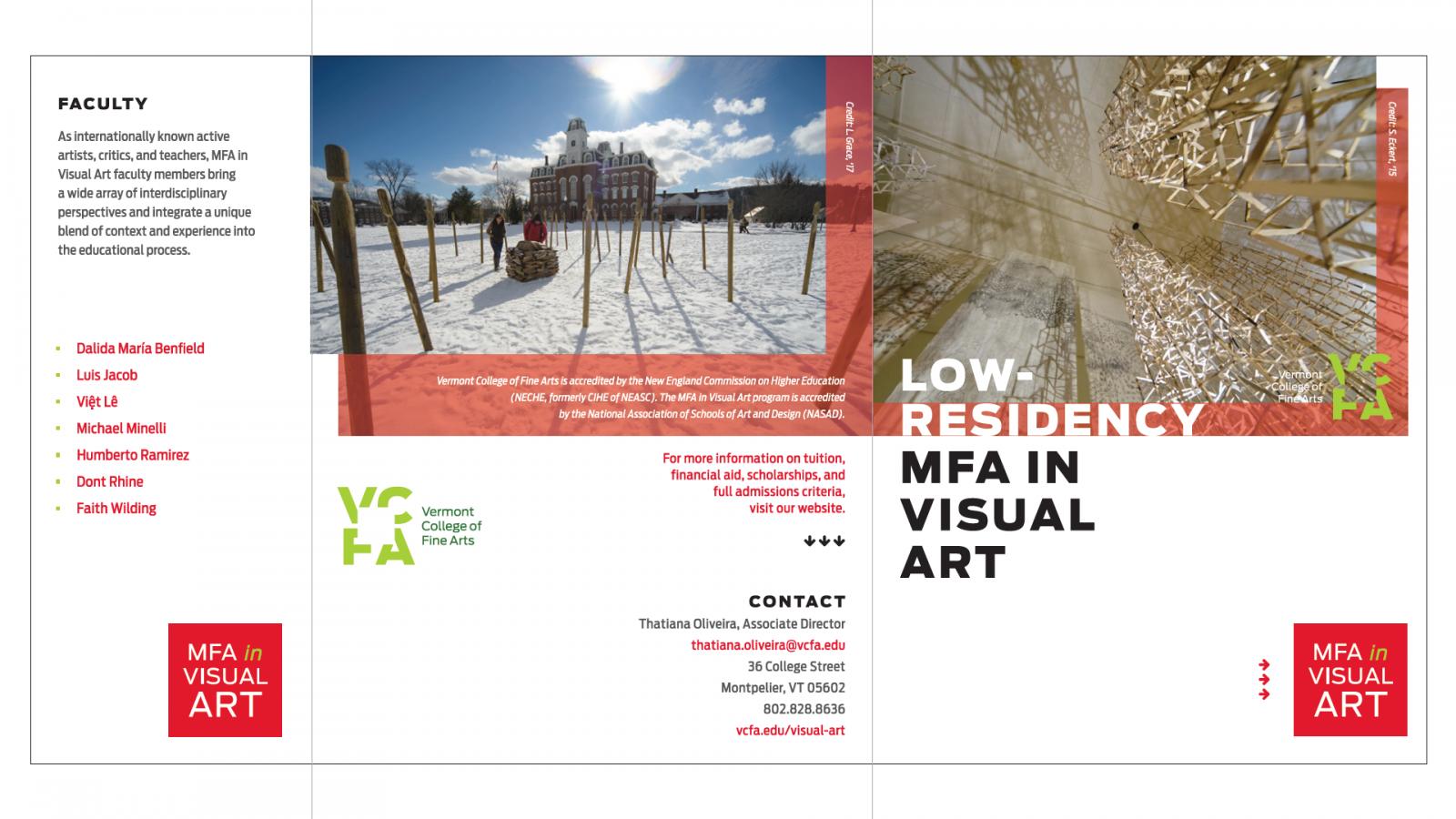 VCFA-brochure